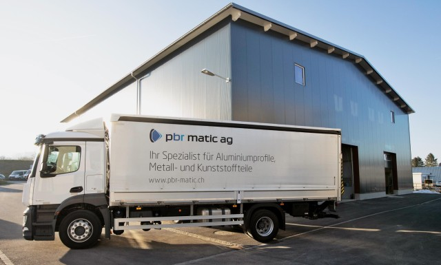 Just-in-time Logistik